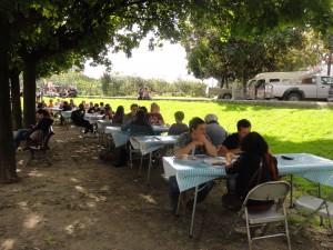 tables brunch équitable 2015