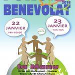 affiche forum bénévolat nantes 2016