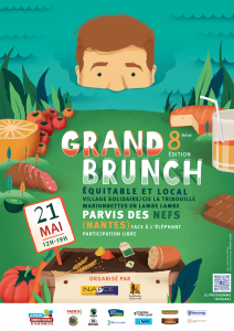 Affiche brunch napce 2016