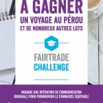 Fairtrade Challenge Etudiant