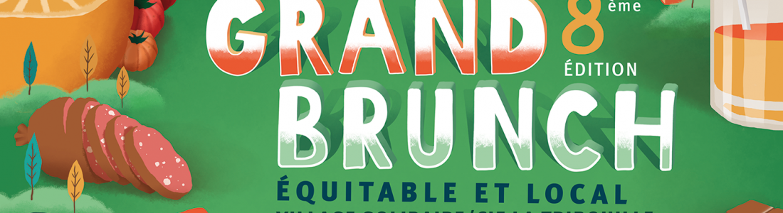 Le grand Brunch Equitable et Local 2016 en image