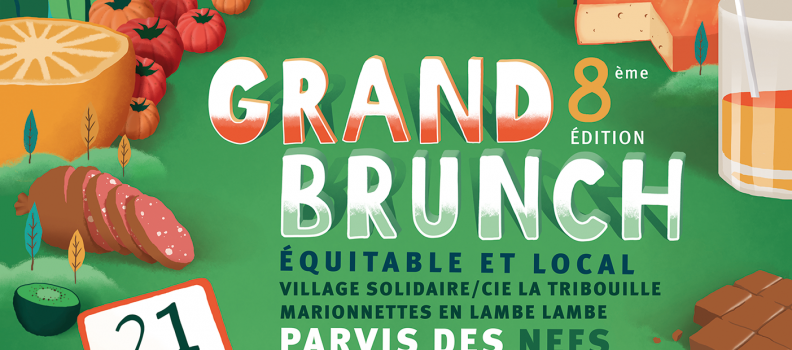 Le Grand Brunch Equitable et Local 2016