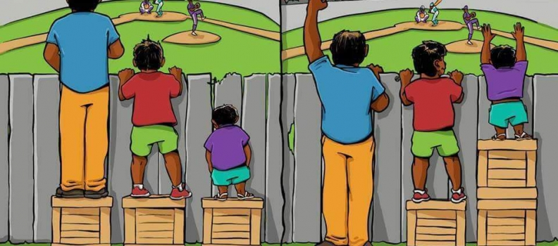 Illustration de l'équité