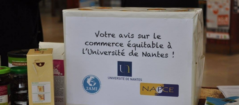 Mouvement Equitable à l'Université de Nantes