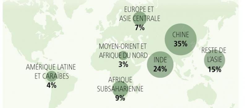 Infographie sur l'agriculture familiale (FAO)