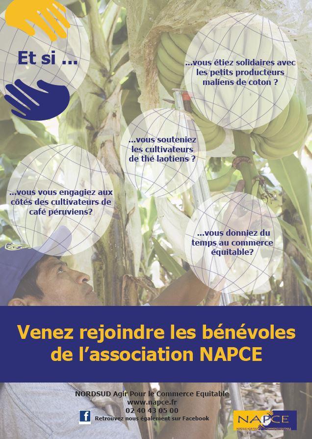 devenir bénévole NAPCE